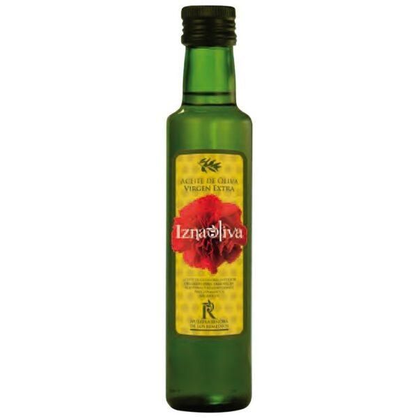 Aceite Iznaoliva AOVE 500ml (Cristal)